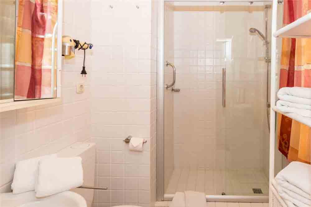Haus Seewind Whg2 - Badezimmer