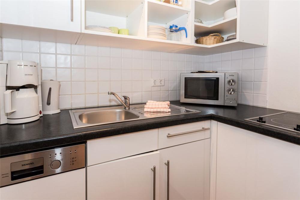 Haus Seewind Whg2 - Küche