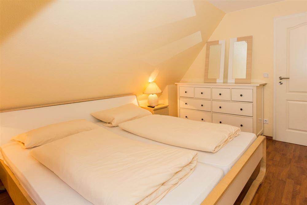 Haus Seewind Whg4 - Doppelbett