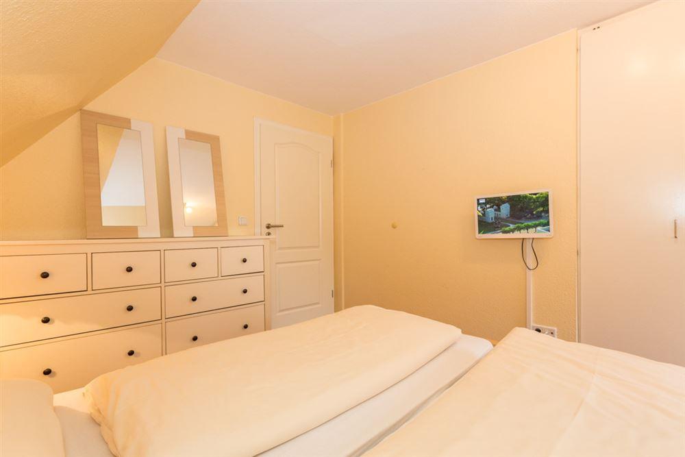 Haus Seewind Whg4 - Schlaf Zimmer