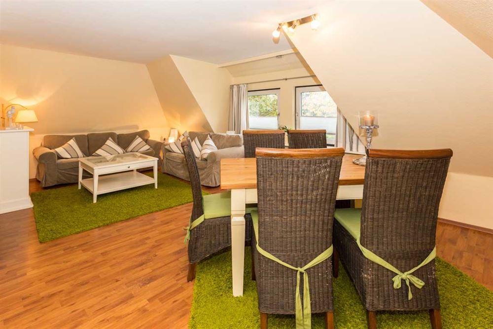 Haus Seewind Whg4 - Wohnzimmer