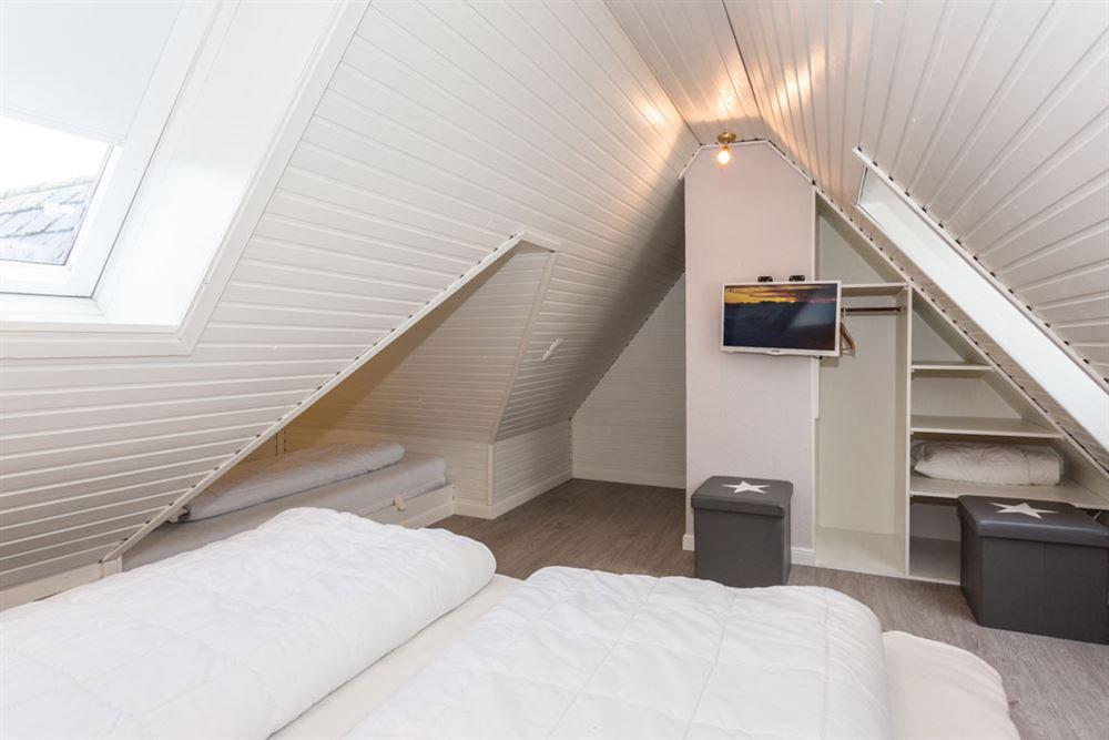 Haus Seewind Whg5 - Schlafbereich