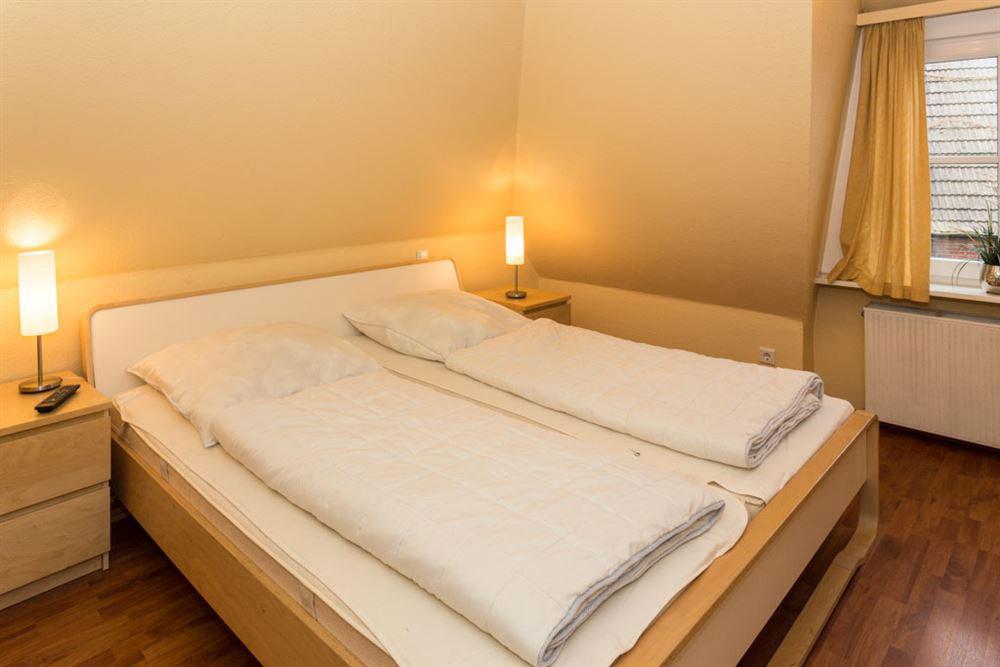 Haus Seewind Whg5 - Schlafzimmmer 2
