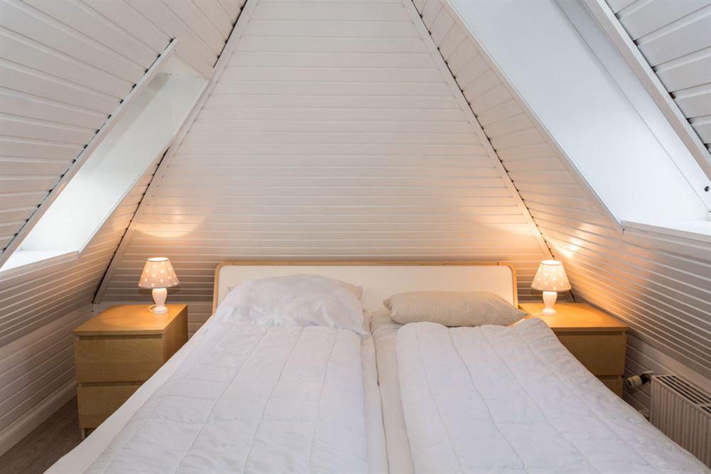 Haus Seewind Whg5 - Schlafzimmmer