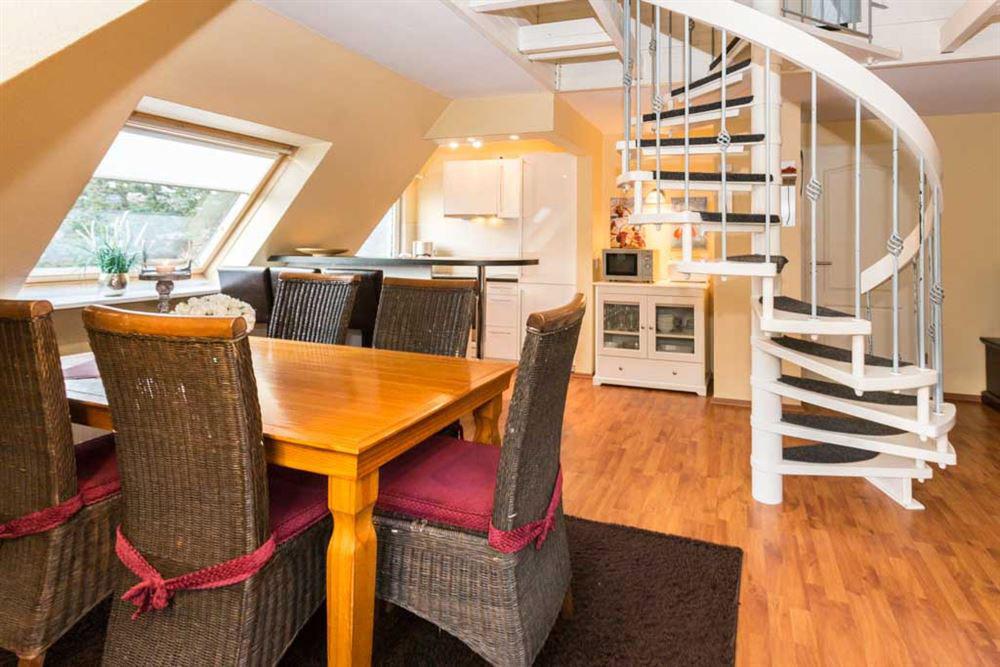Haus Seewind Whg5 - Wohnzimmer